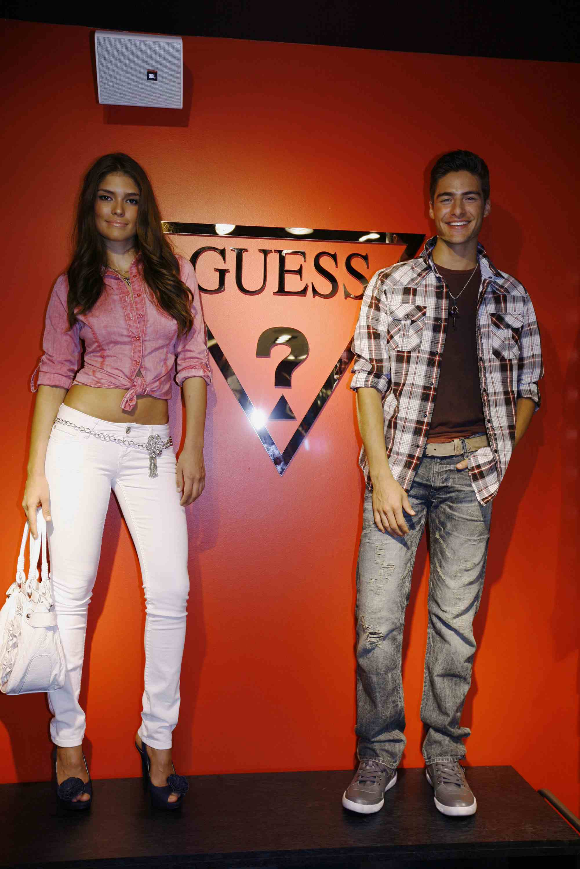 Haute Events: Guess and Lucky Magazine Celebrate Flagship South Beach Store Re-Opening
