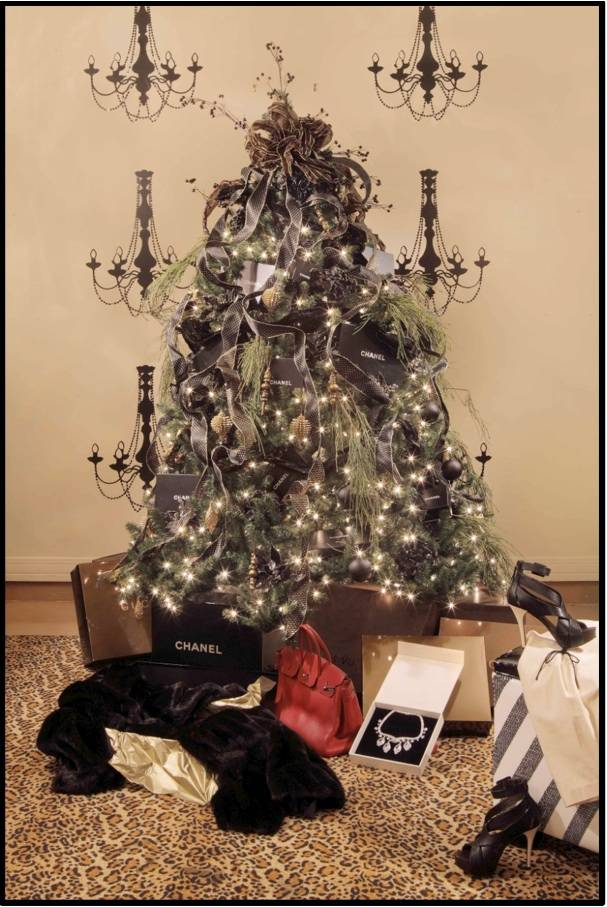 Chanel-Designer-Christmas-Tree