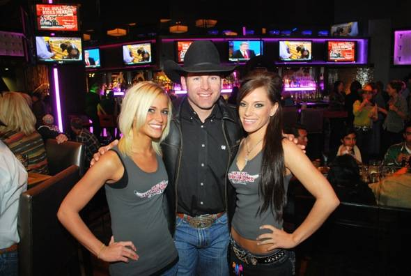 Haute Event: PBR Stars Luke Snyder, Chris Shivers and Brendon Clark at PBR Rock