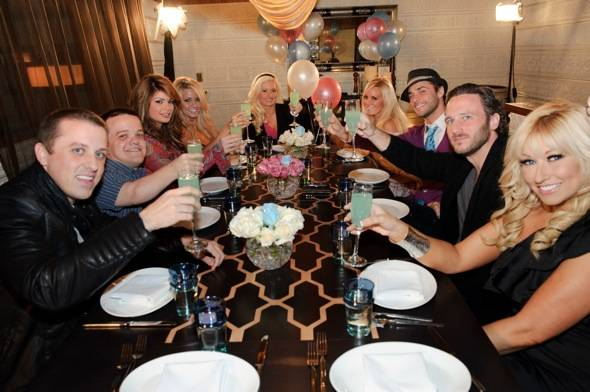 Haute Event: Holly Madison's Birthday at Lavo and Tao