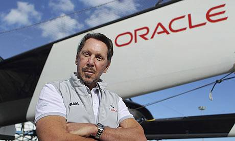 Haute 100 San Francisco Update: Larry Ellison