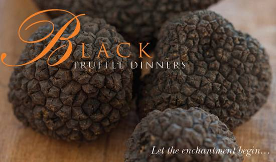 Patina Restaurant to Host Truffle Dinner Series