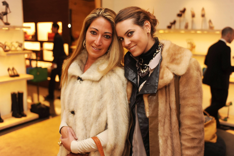 Sarah Mirmelli & Jillian Sanz