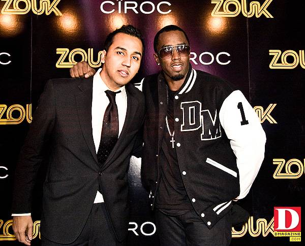 Diddy at Opening Party of Zouk: But is the New Nightclub Worth the Hype?