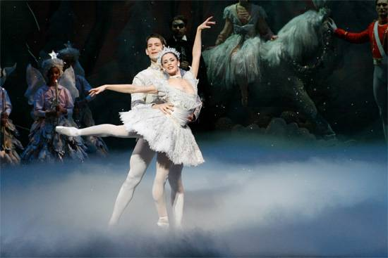 Haute Event: The Joffrey Ballet Nutcracker Family Dinner
