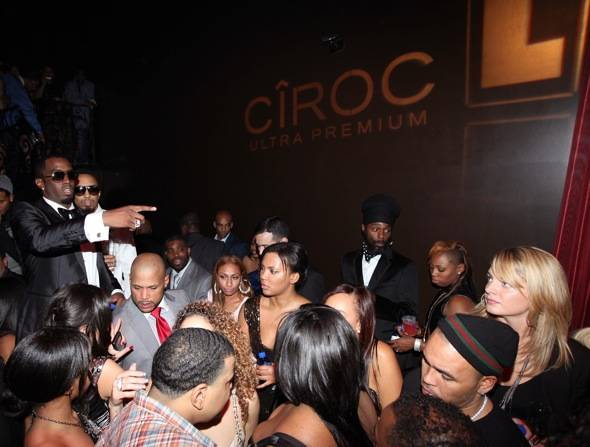 "Haute Event: Sean ""Diddy"" Combs at LAX Nightclub"