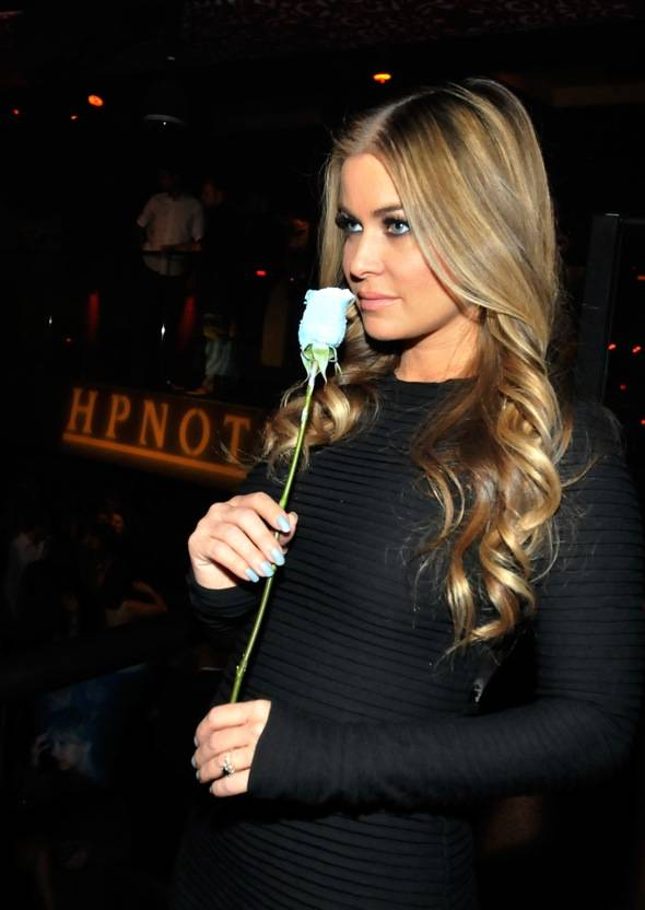 Haute Event: Carmen Electra Hosts the Tao a Go Go Contest at Tao