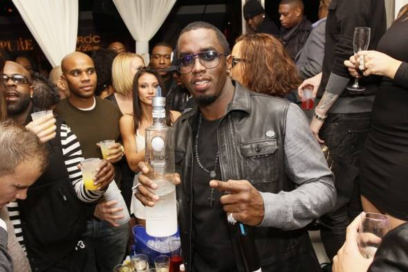 "Haute Event: Sean ""Diddy"" Combs at Pure Nightclub"