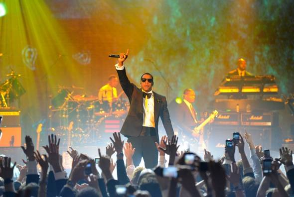 Haute Event: New Year's Eve Private Concert at Cosmopolitan with Jay-Z and Coldplay