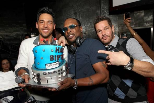 Haute Event: DJ Jazzy Jeff Celebrates His Birthday at the Palms