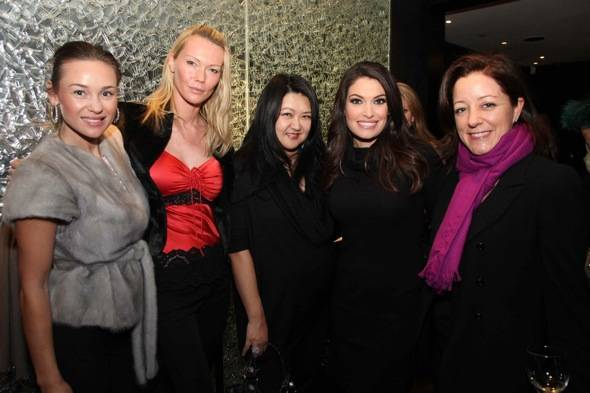 The Glamour Glitter And Generosity Benefit Haute Living