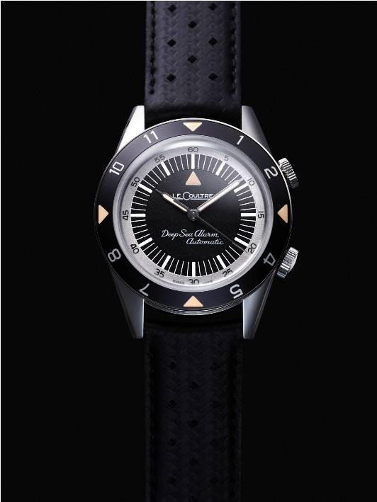 Memovox Tribute to Deep Sea: Jaeger-LeCoultre's Tribute to the Legend of Diver's Watches