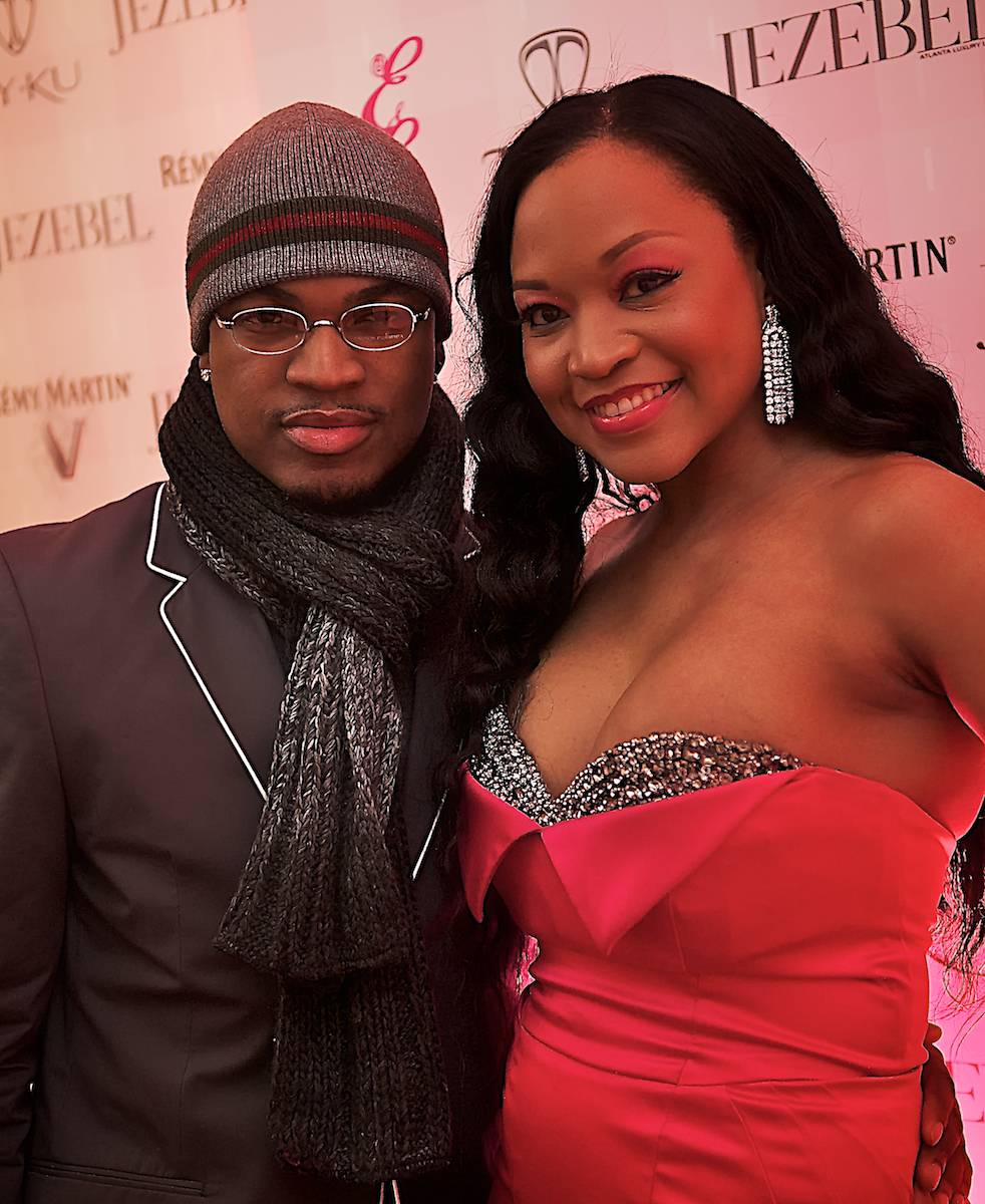 Haute Event: Ne-Yo and Monyetta Shaw Host Grand Opening Party in Atlanta
