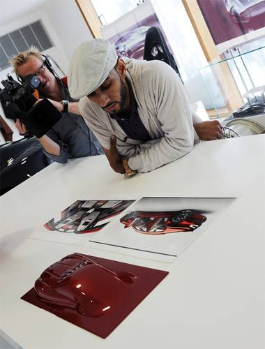 Haute 100 New York: Swizz Beatz Teams Up with Aston Martin