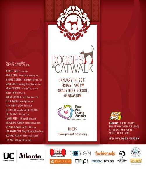 Haute Event: Doggies on the Catwalk