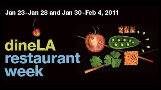 DineLA Restaurant Week