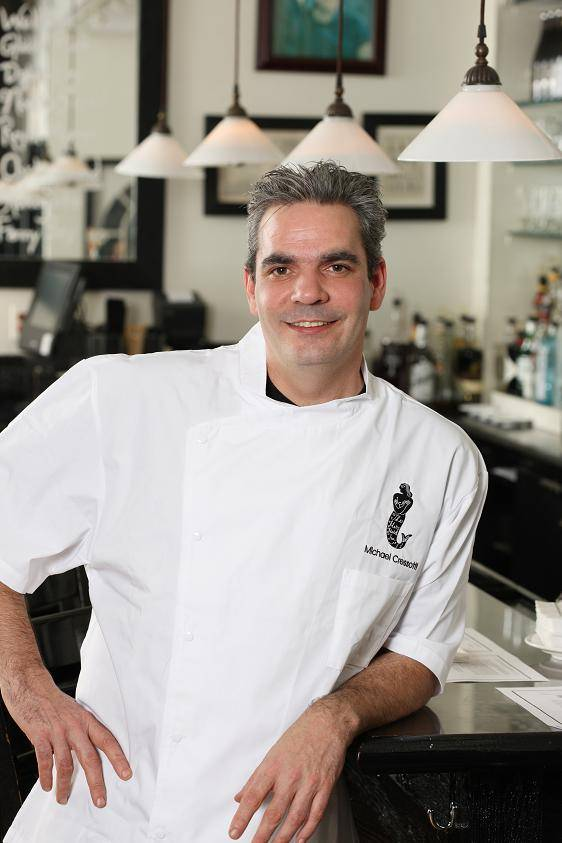 Haute Dining: Get Healthy with Advice from Renowned New York City Chef Michael Cressotti of Mermaid Inn