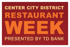 Center City Restaurant Week Kicks Off Tonight