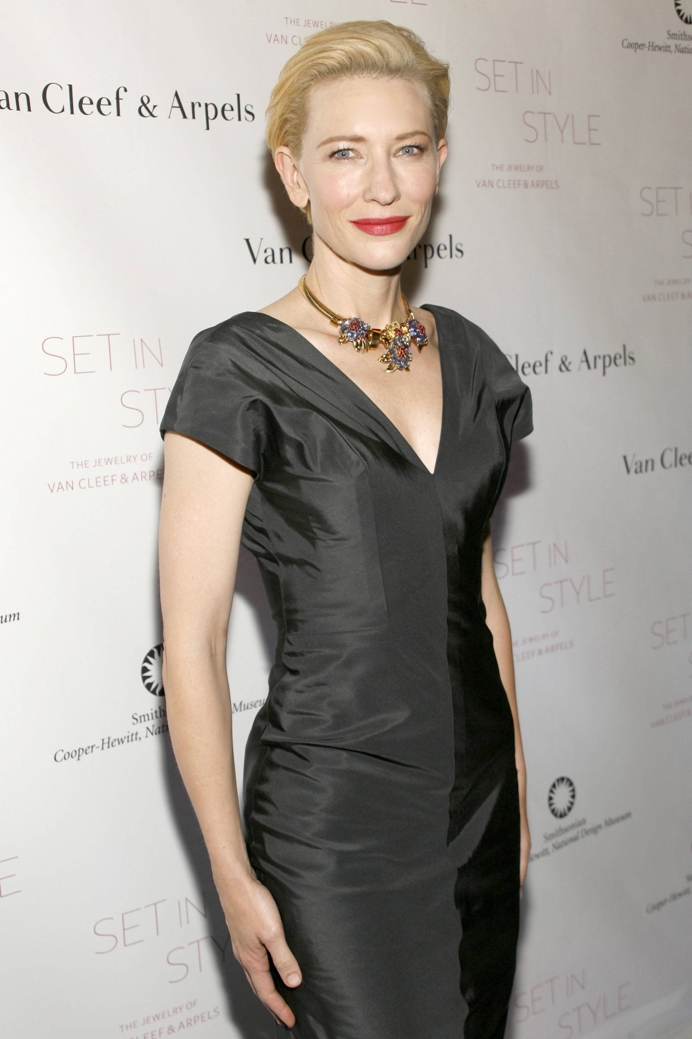 Dori's World: Van Cleef & Arpels Exhibition Opening Gala at the Cooper-Hewitt Museum