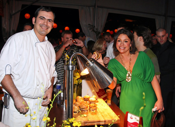 Haute Events: South Beach Wine & Food Festival Events at The Ritz-Carlton South Beach