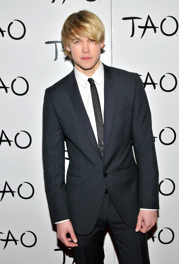 Haute Event: Chord Overstreet Celebrates His 22nd Birthday at Tao