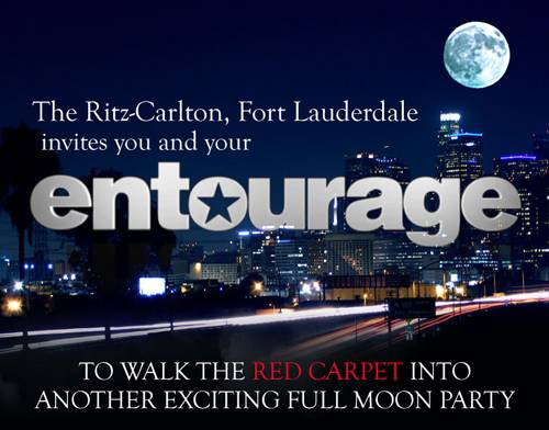 Haute Event: The Ritz-Carlton Fort Lauderdale Invites You and Your Entourage to the City's Only Full Moon Party