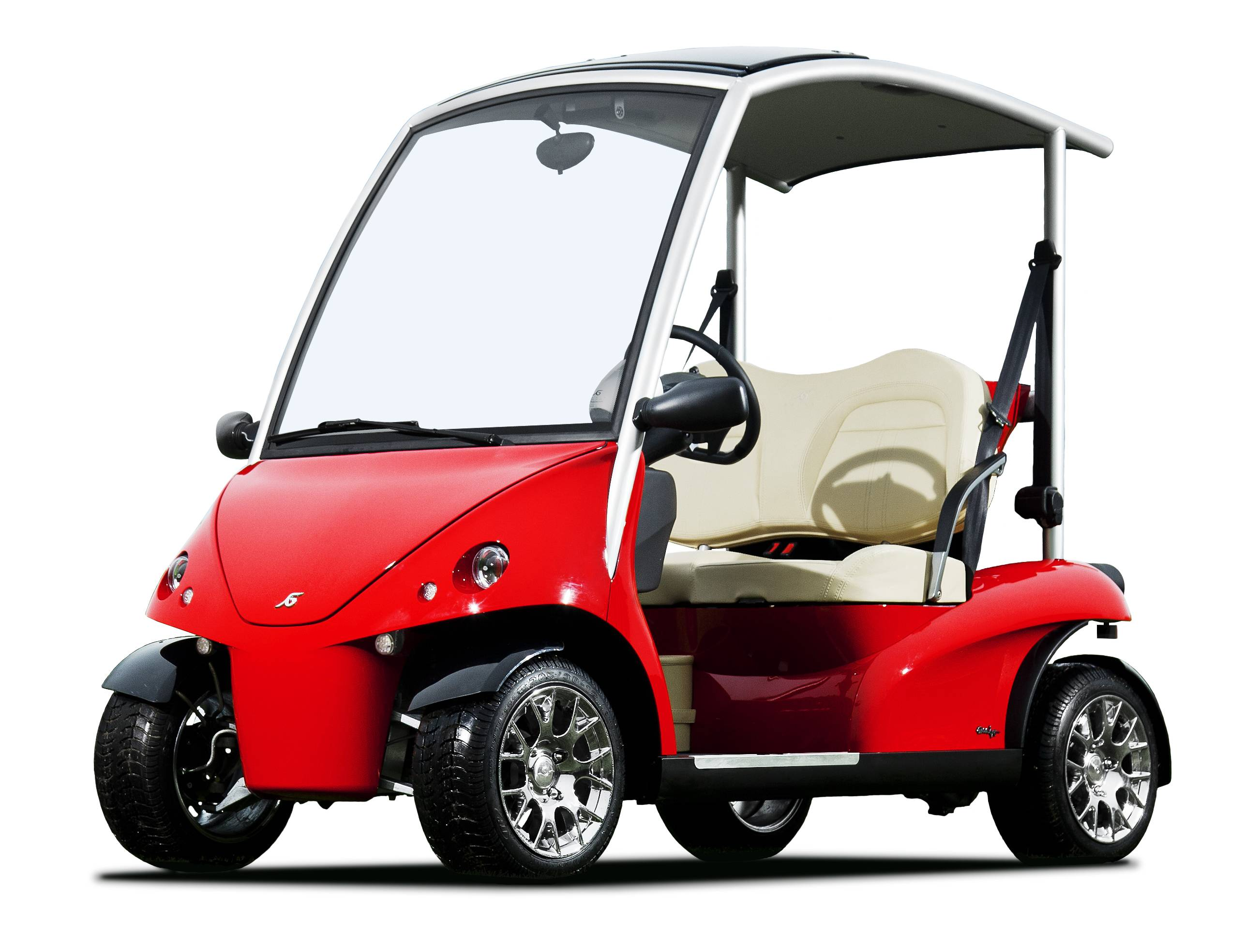 Haute Toys Ultimate Luxury Golf Cart The Garia Haute