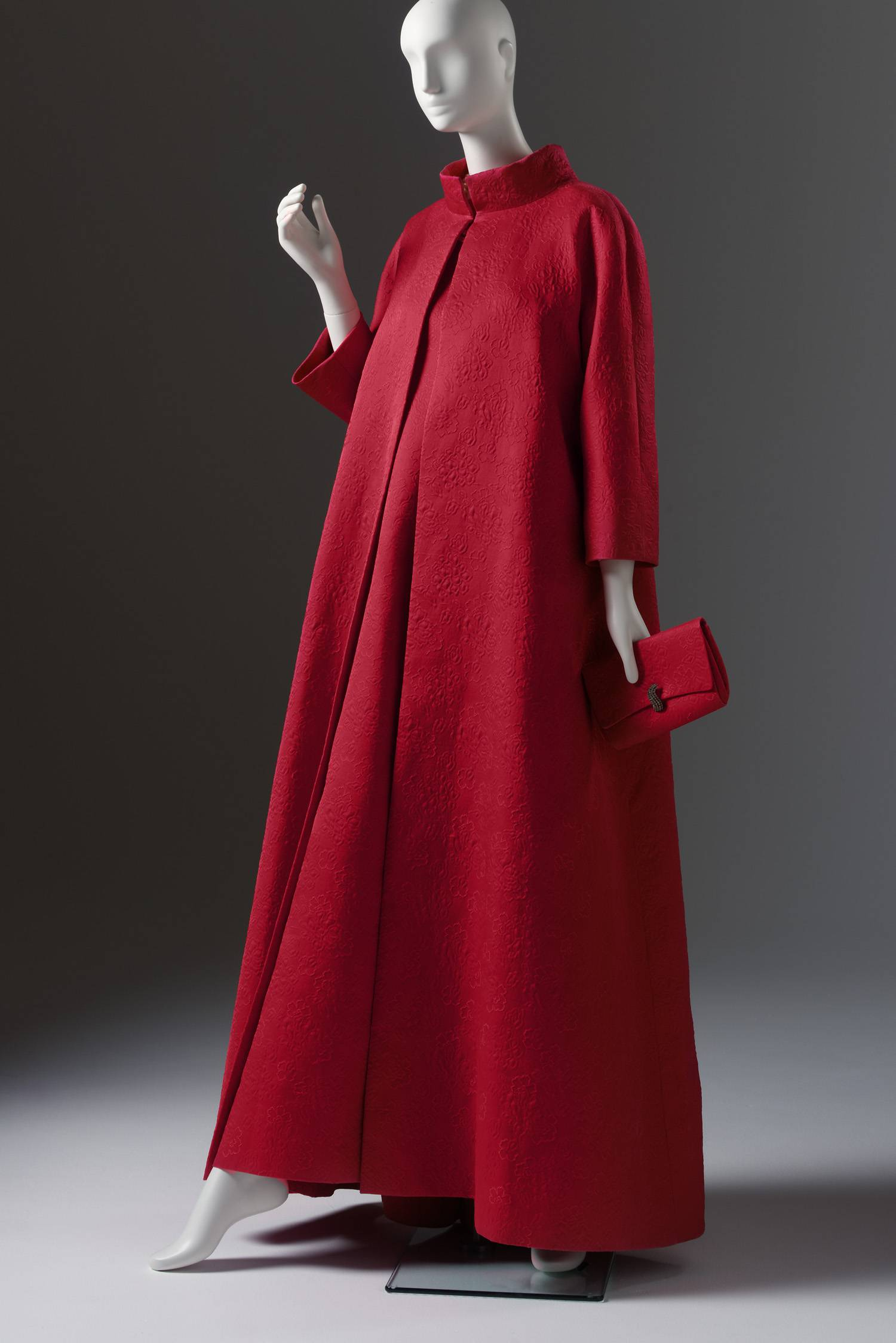 Givenchy Coat Red