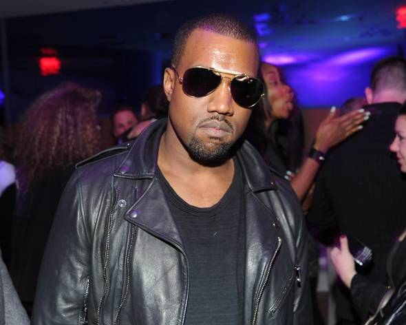 Haute Event: V Man Takes Over Un-opened Mondrian SoHo with Cover Boy Kanye West