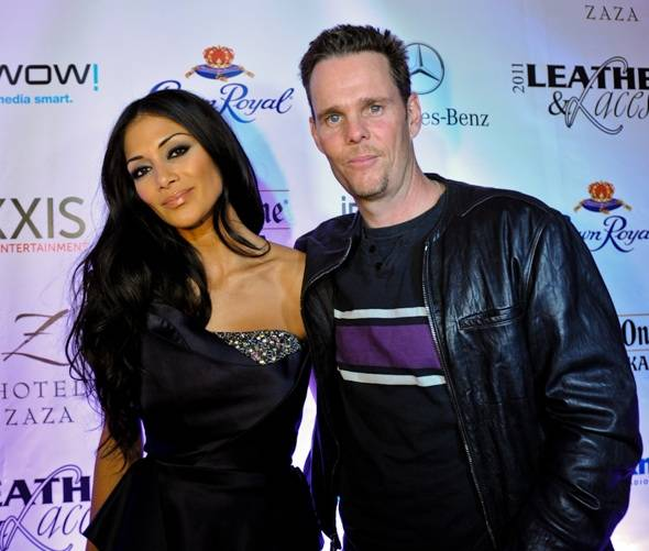 "Celebs Flock to Dallas for the 8th Annual ""Leather and Laces"" Super Bowl Party"