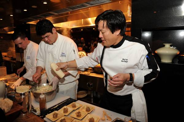 Haute Event: South Beach Wine & Food Festival Presents Dim Sum and Disco Tonight at The Setai South Beach
