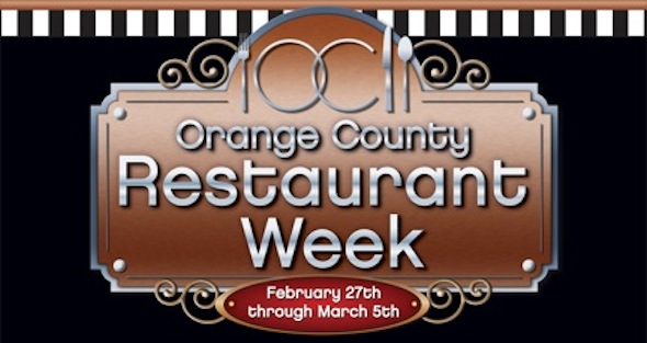 Haute Event: OC Restaurant Week Returns