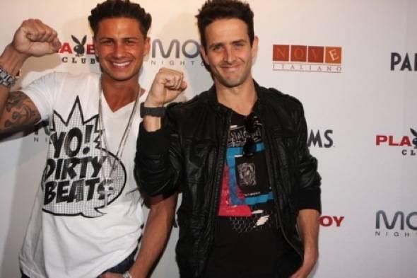 Pauly D, Joey McIntyre-credit Joe Fury