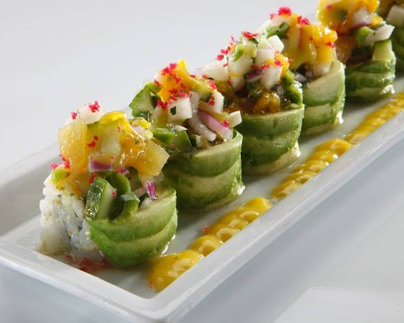 Sushi, Sushi, Everywhere: New Menus at RA and Sapporo