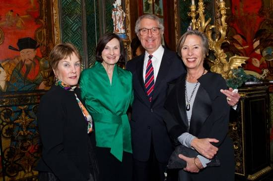 Haute Event: San Francisco Performances and Gordon and Ann Getty Host Annual Presenters Dinner