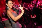 "Jenni ""JWoww"" Farley at Vanity Nightclub."