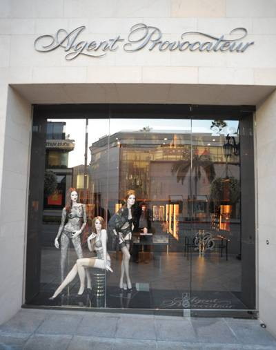 Haute Event: Agent Provocateur Opens Luxury Flagship Boutique on Rodeo Drive