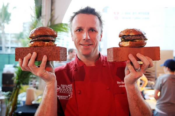 Haute Event: 2011 Amstel Light Burger Bash Kicks Off South Beach Wine & Food Festival