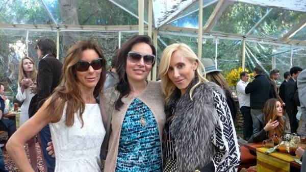 Dori's World: Barry Diller & Diane von Furstenberg BBQ, Prism Gallery Art Show, and Jane Mass' Birthday at Trousdale