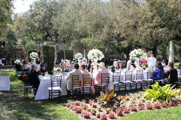 Haute Event: Valentino to Host Third Annual Vizcaya Preservation Luncheon