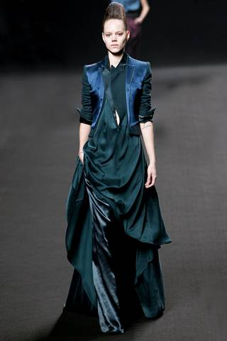 Paris Fashion Week: Haider Ackermann Fashion Show