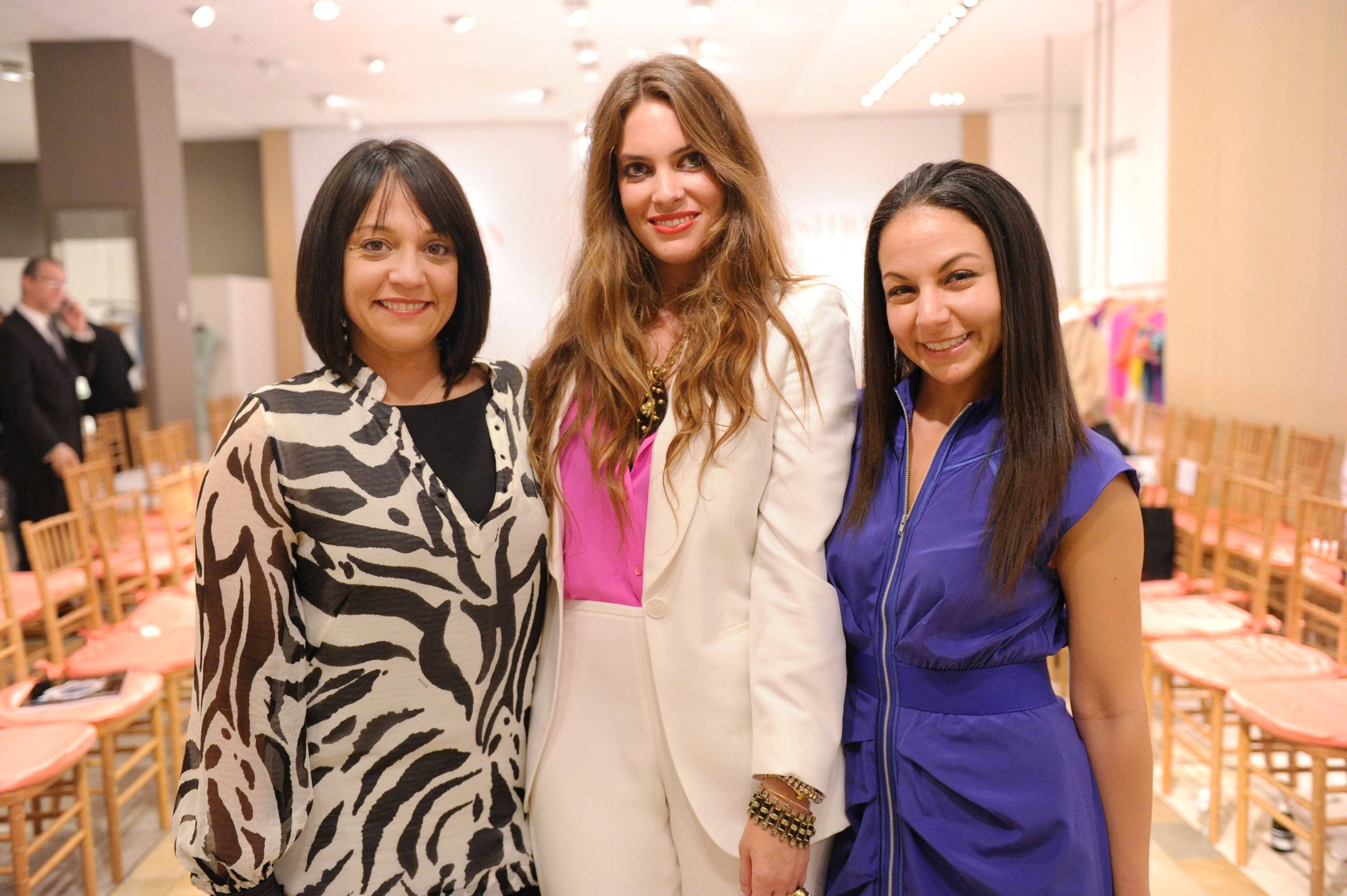 Haute Event: Haute Living Hosts Fashion Rules! Spring Fashion Show at Neiman Marcus Bal Harbour