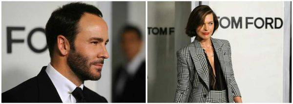 Haute Event: Grand Opening of Tom Ford Beverly Hills Boutique