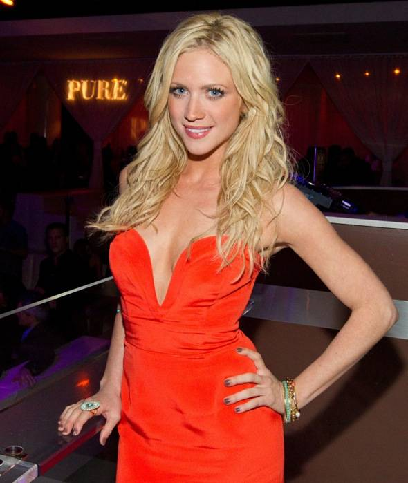 Haute Event: Brittany Snow Celebrates Her 25th Birthday at Pure