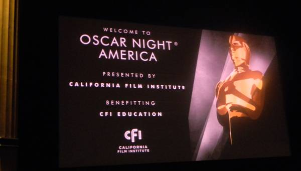 California Film Institute's 17th Annual Oscar Night