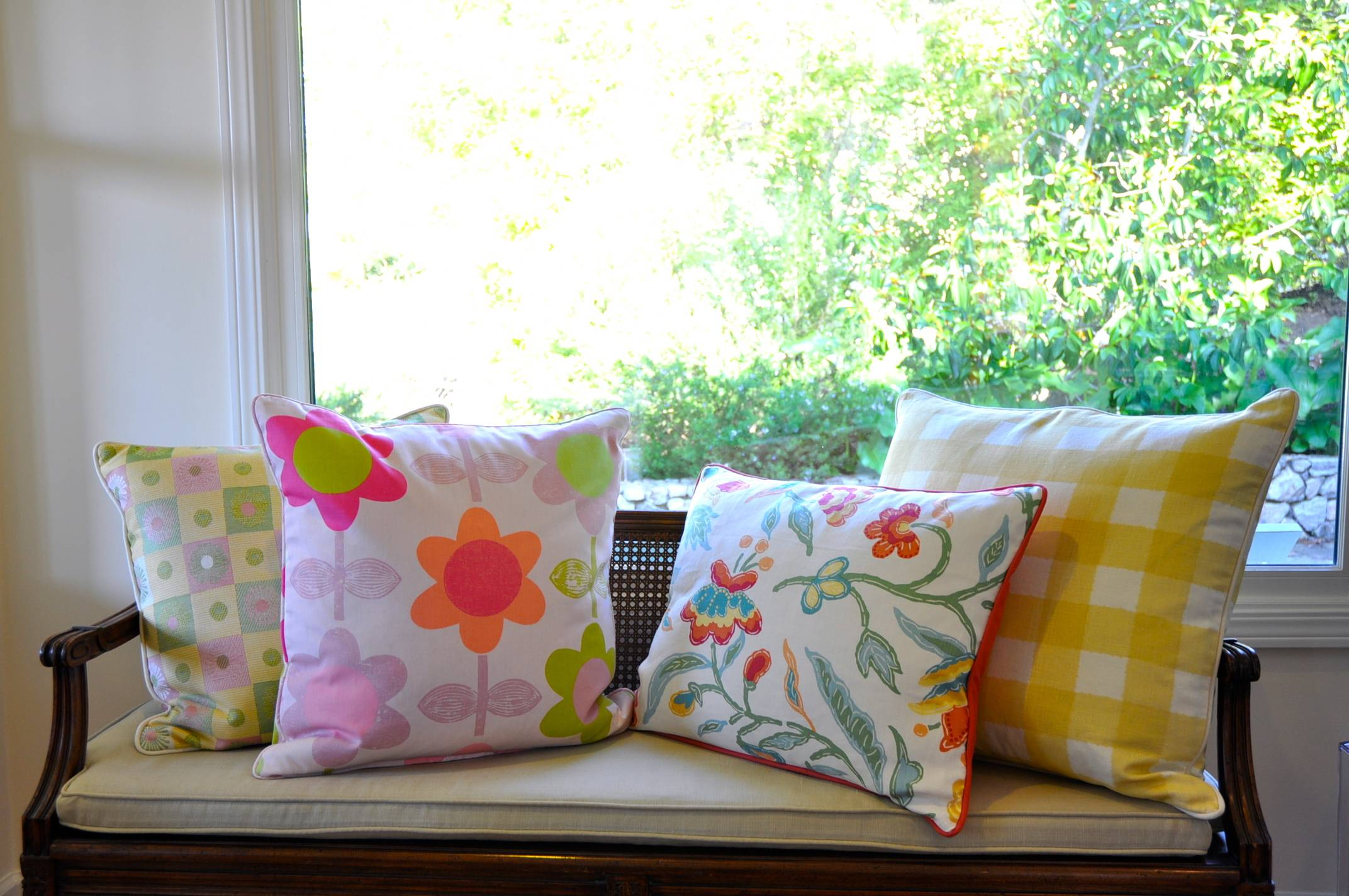 Haute Décor: Marin County Interior Design Company Talks Pillows