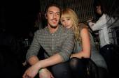 Eric Balfour and Cameron Richardson at Lavo.