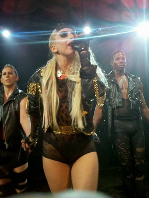 Haute Event: Lady Gaga Surprises Guests at Krave with a Special Performance