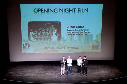 Haute Event: Opening Night of Miami International Film Festival