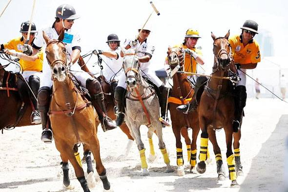 Save the Date: Miami Beach Polo World Cup Rides into Town April 21 – April 24